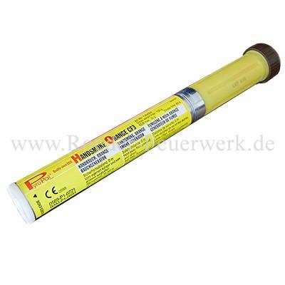 PyroPol Handrauchfackel CF3 Orange Bühnenfeuerwerk Rauch PyroPol