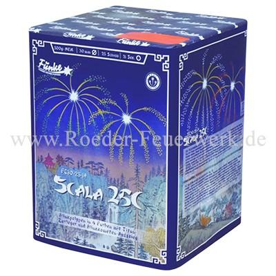Scala 25C FC30-25-19 Batteriefeuerwerk funke
