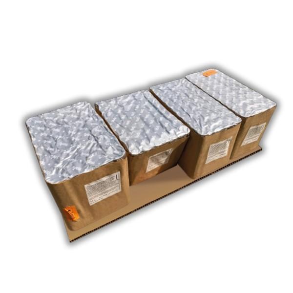Compound TXB313 Kategorie F3 Batteriefeuerwerk Tropic
