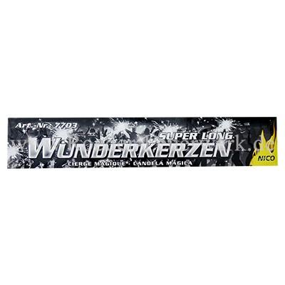 Wunderkerzen 30cm 10er- Schachtel PartyArtikel Fackeln Bengalfackeln und Wunderkerzen Nico Feuerwerk