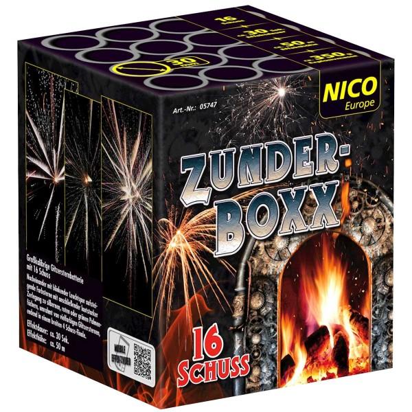 Feuerwerksbatterie Zunderbox von Nico Europe