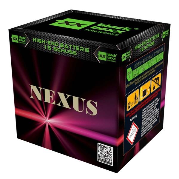 Nexus Batteriefeuerwerk Blackboxx Fireworks