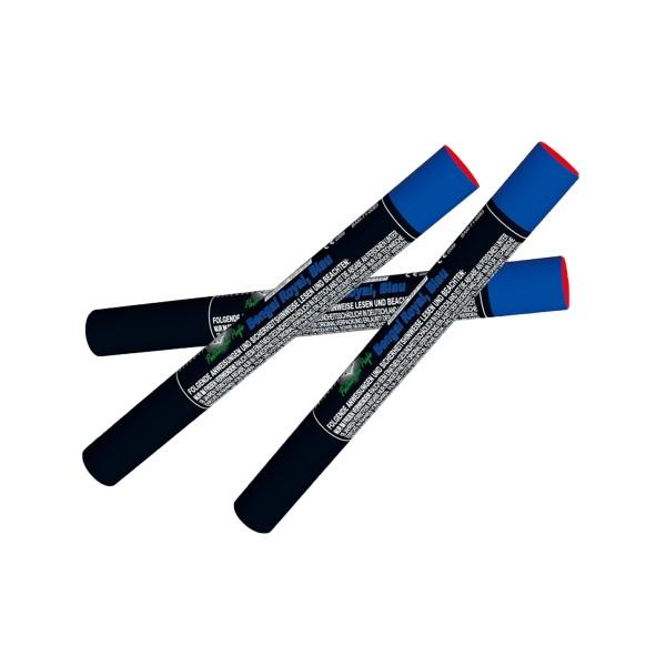 Bengal Royal blau Bühnenfeuerwerk Bengalfeuer Blackboxx Fireworks