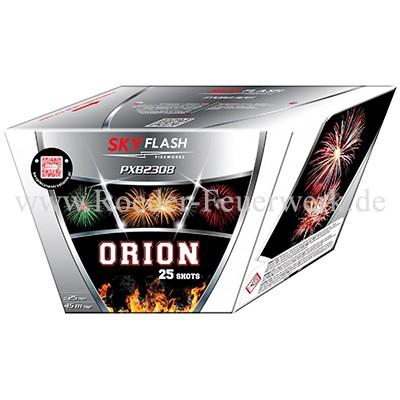 Orion Batteriefeuerwerk Piromax