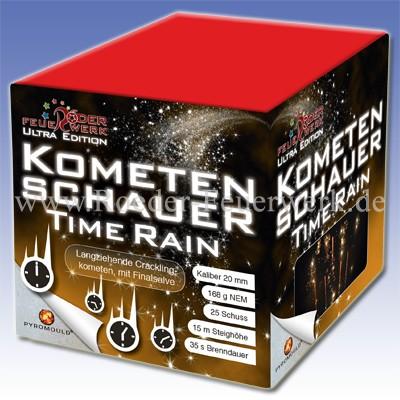 Kometenschauer Time Rain