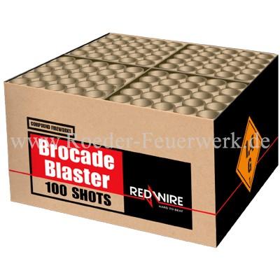 Brocade Blaster Verbundfeuerwerk Lesli Feuerwerk
