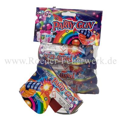 Party Guns Jugendfeuerwerk Jugendfeuerwerk Triplex