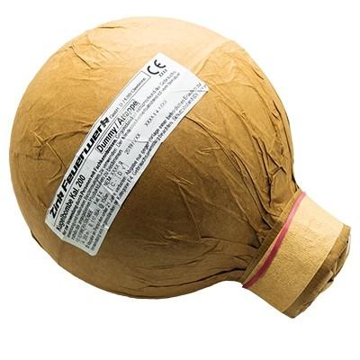Zink Kugelbombe 200mm Dummy online kaufen