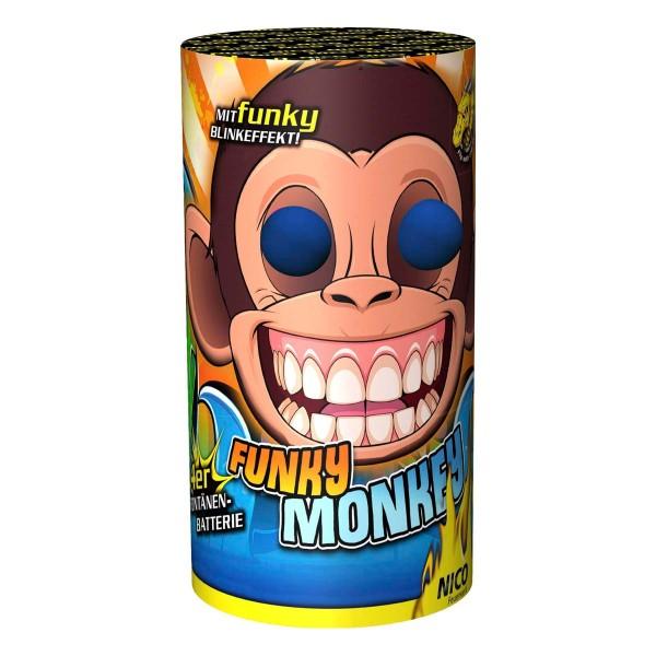Herrliche Fontäne Funky Monkey von Nico Europe