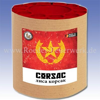Corsac Batteriefeuerwerk Lesli Feuerwerk