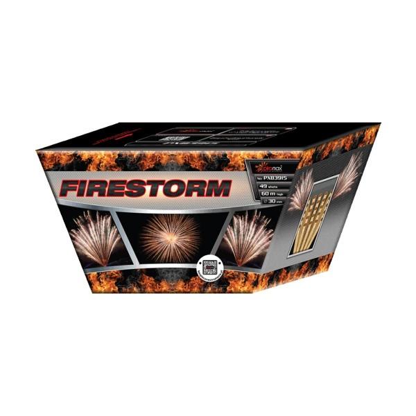 Firestorm Kategorie F3 Batteriefeuerwerk Piromax