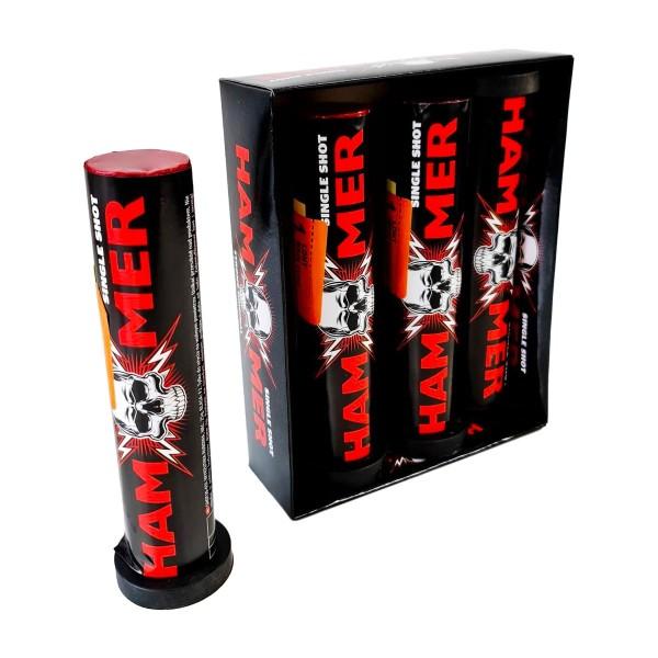 Hammer Single Shots Einzelschuss Bombenrohre GAOO