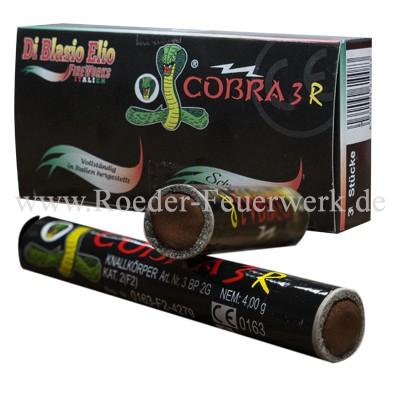 Cobra 3R Knallartikel Kanonenschläge Di Blasio Elio